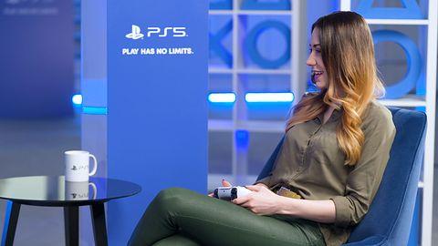 Studio PlayStation 5: UrQueeen i jej pierwsze rozgrywki na nowej konsoli Sony