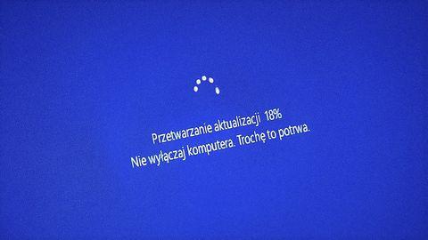 Kwietniowa aktualizacja Windows 10 otrzymuje pierwszy pakiet poprawek
