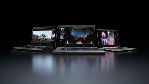 Nvidia Studio. Premiera naklejki, to znaczy – nowego standardu laptopów dla twórców