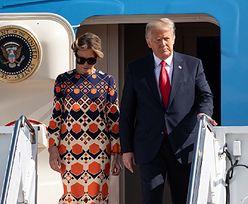 Rozwód Melanii i Donalda Trumpów? Nowe zaskakujące plotki