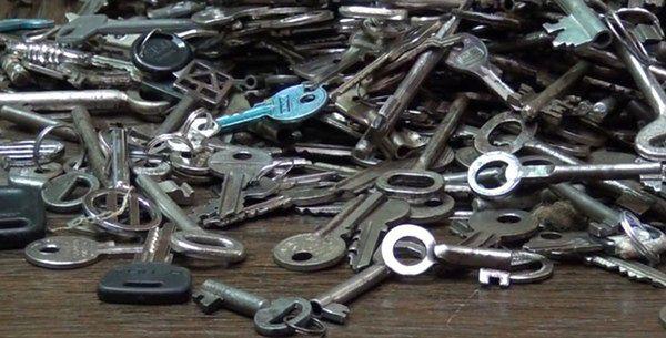 Masz klucze, które nie otwierają już żadnych drzwi? Nie wyrzucaj!
