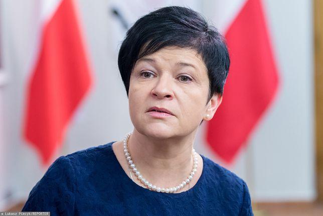 Joanna Borowiak straciła dostęp do twitterowego konta