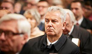 Poseł Po Cezary Grabarczyk straci immunitet? Wniosek prokuratury w Sejmie