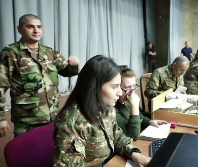 """Tragiczne wieści z Armenii. Wojna się rozkręca. """"Oddać ziemi nie możemy"""""""