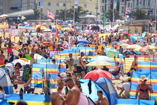 Weymouth, Wielka Brytania, 9 sierpnia 2020