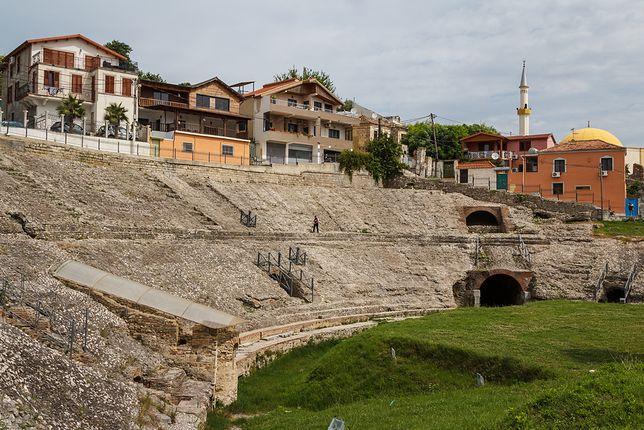 Rzymski amfiteatr w Durres