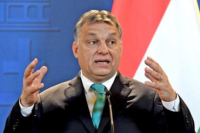 Orban chce, żeby siły antyimigranckie w Europie zjednoczyły się. Mówi o włosko-polskich staraniach