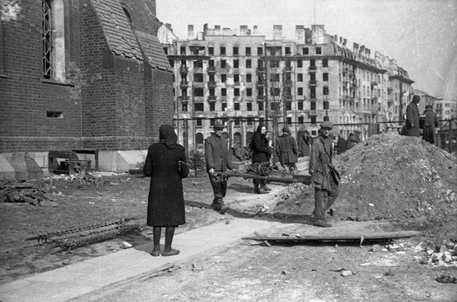 Dziewczyny z Powstania Warszawskiego