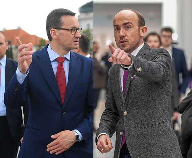 Wybory parlamentarne. Mateusz Morawiecki zmierzy się z Borysem Budką