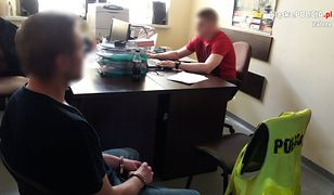 Mężczyzna został tymczasowo aresztowany na trzy miesiące