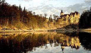 Zamek Czocha to XIII-w. warownia obronna zachowana we wspaniałym stanie