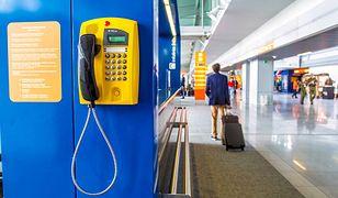 Telefony są zainstalowane zarówno w strefie Schengen jak i Non-Schengen