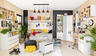 Odpowiednie biurko i krzesło zapewni komfort w czasie nauki i relaksu
