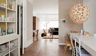 Za to kochamy drewniane podłogi...