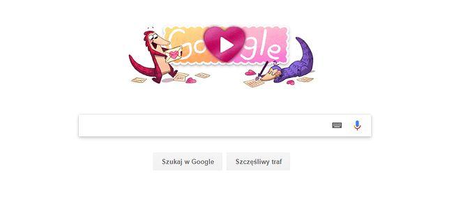 Co to jest pangolin? Najlepsze walentynkowe Doodle w historii Google