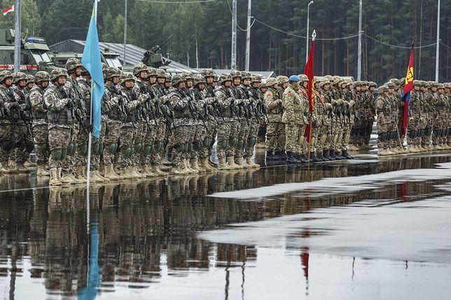 Rozpoczęły się manewry wojskowe Zapad 2021 - poinformowało w piątek rosyjskie Ministerstwo Obrony