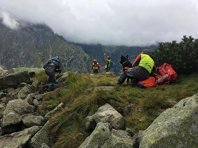 Tatry na Słowacji. Odnaleziono ciało 28-letniej Niemki
