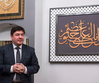 Mufti Tomasz Miśkiewicz nie uważa, że wsparcie Arabii Saudyjskiej jest zagrożeniem