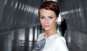 Kasia Zielińska w najmodniejszej sukience sezonu, inspirowanej miejskim safari