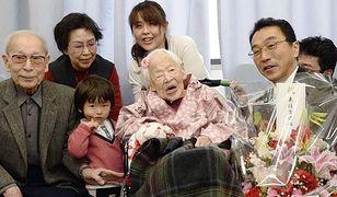 Najstarsza kobieta na świecie skończyła 117 lat