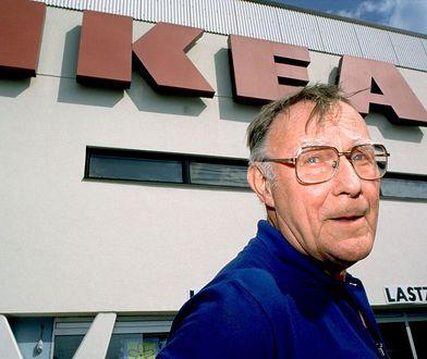 Hurtowo sprzedawał design, na który stać każdego. Prywatnie założyciel Ikei nie miał już tak łatwo