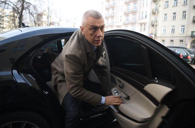 Roman Giertych chce od Kaczyńskiego 50 tys. zł. Prezes nie odbiera wezwania z poczty