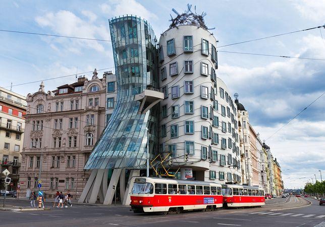 Tańczący dom w Pradze, Czechy
