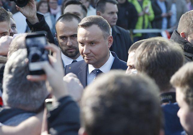 """Duda chce systemy prezydenckiego, PiS mówi """"nie"""""""