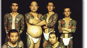 Już milion Japończyków wstąpiło do Yakuzy