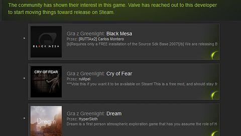 Pierwsza dziesiątka gier dostała zielone światło - one trafią na Steam