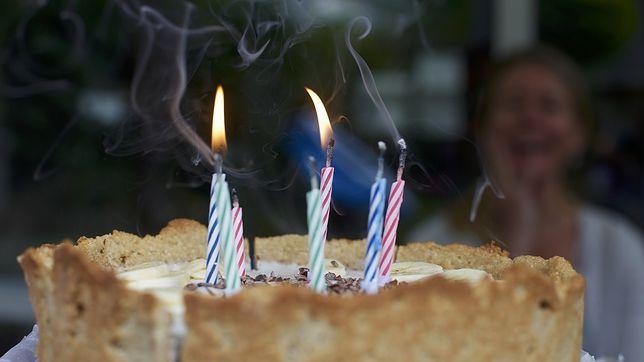 Nietypowe urodziny 100-letniego kombatanta.