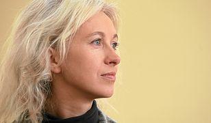 Manuela Gretkowska nie owija w bawełnę