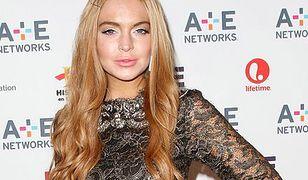 Lindsay Lohan straciła przytomność