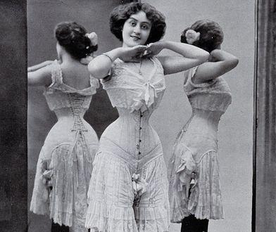 Krótka historia mody: gorset
