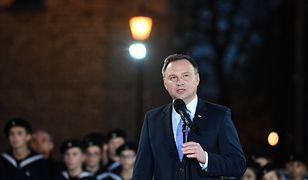 """Andrzej Duda udzielił wywiadu dziennikowi """"Bild"""""""