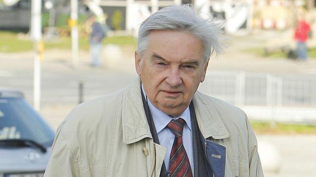 Tadeusz Sznuk strzeże prywatności swojej rodziny