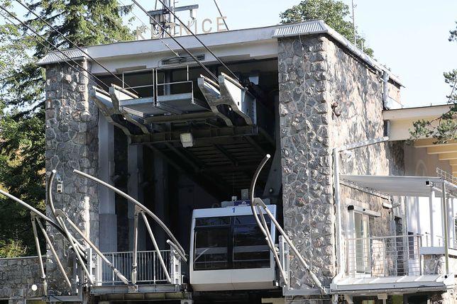 Tatry. Kolejka na Kasprowy Wierch już czynna. Kilkudniową awarię spowodowała burza