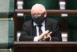 Kaczyński ukarany naganą. Polityk PiS komentuje decyzję komisji etyki
