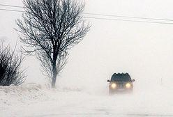 Pierwszy dzień zimy na drogach - ogrom wypadków