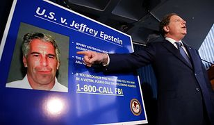 USA. Miliarder Jeffrey Epstein oskarżony