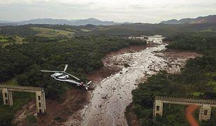 Brazylia: Katastrofa w kopalni. Wzrosła liczba ofiar, setki zaginionych
