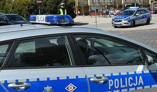 Kraków. Kierowca prawdopodobnie doznał wstrząsu anafilaktycznego