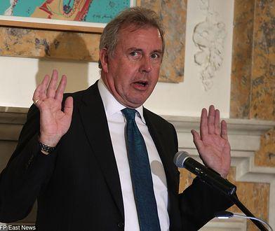 Ambasador Wielkiej Brytanii w USA zrezygnował ze stanowiska