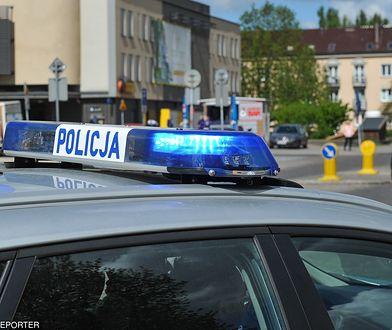 Policja poszukuje mężczyzny, który uciekł z salonu gier