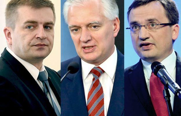 Arłukowicz, Gowin i Ziobro bez szans wyborach? Wystartują z ostatnich miejsc