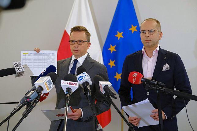 Dariusz Joński: to największa afera z udziałem polityków i ich rodzin