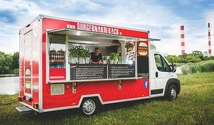 Food trucki nakarmią głodnych pracowników zagłębia korporacji