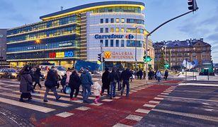 Atak na Dworcu Wileńskim. Policjanci użyli broni
