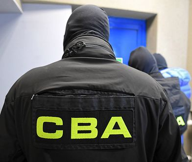 CBA zatrzymało 3 osoby