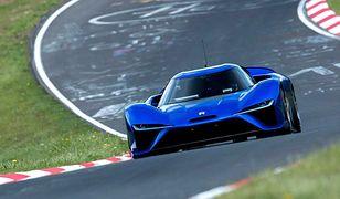 Elektryczny NIO EP9 pobił rekord północnej pętli Nurburgringu